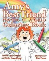 Amy's Best Friend, Prayers of a Child: Coloring Book - Ernie Rosenberg, Rob Peters