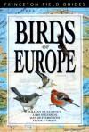 Birds of Europe - Lars Svensson