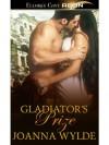 Gladiator's Prize (Saurellian Federation, #3.5) - Joanna Wylde