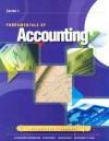 Fundamentals of Accounting: Course 1 (Advantage) - Claudia B. Gilbertson, Mark W. Lehman