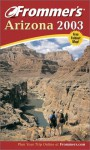 Frommer's Arizona 2003 - Karl Samson, Jane Aukshunas