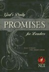 God's Daily Promises for Leaders: Daily Wisdom from God's Word - Ronald A. Beers