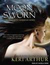 Moon Sworn (Riley Jenson, Guardian, #9) - Keri Arthur, Angela Dawe