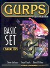 GURPS: Basic Set: Characters - Steve Jackson, David L. Pulver, Sean Punch, Andrew Hackard
