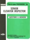 Senior Elevator Inspector - National Learning Corporation