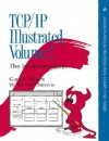 TCP/IP Illustrated, Vol. 2: The Implementation (Addison-Wesley Professional Computing Series) - Gary R. Wright, W. Richard Stevens