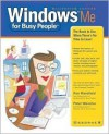 Windows Me for Busy People, Millennium Edition - Ron Mansfield, Peter Weverka