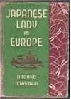 Japanese Lady in Europe - Haruko Ichikawa