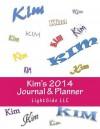 Kim's 2014 Journal & Planner - Zondervan Publishing