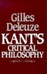 Kant's Critical Philosophy: The Doctrine of the Faculties - Gilles Deleuze, Hugh Tomlinson, Barbara Habberjam, Gilles Debuze