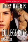 College Boys - Daisy Harris