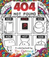 404 Not Found: A Coloring Book by The Oatmeal - The Oatmeal, Matthew Inman