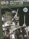 Ultimate Drum Play-Along Led Zeppelin, Vol 2: Authentic Drum (Book & 2 CDs) (Ultimate Play-Along) - Led Zeppelin