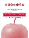 Student Solutions Manual to Accompany Finite Mathematics: An Applied Approach, 9th Edition - Michael Sullivan, Abe Mizrahi