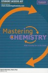 MasteringChemistry Student Access Kit for General Chemistry: Atoms First (Mastering Chemistry) - John E. McMurry, Robert C. Fay