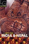 Let's Go India & Nepal 2003 - Let's Go Inc., Bart Lounsbury, Fatimah Dawood, Efrat Kussel