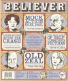 The Believer, Issue 60: February 2009 - Heidi Julavits, Ed Park, Vendela Vida
