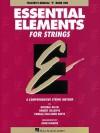 Essential Elements for Strings, Teacher's Manual, Book One: A Comprehensive String Method - Michael Allen, Robert Gillespie, Pamela Tellejohn Hayes