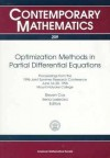 Optimization Methods In Partial Differential Equations: Proceedings From The 1996 Joint Summer Research Conference, June 16 20, 1996, Mount Holyoke College - Steven M. Cox