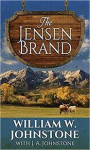 The Jensen Brand (Center Point Large Print) - William W Johnstone, J A Johnstone