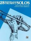 28 Modern Jazz Trumpet Solos - Ken Slone