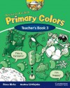 American English Primary Colors 3 Teacher's Book - Diana Hicks, Andrew Littlejohn