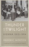Thunder at Twilight - Frederic Morton