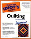 UC_The Complete Idiot's Guide to Quilting - Laura Ehrlich