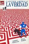 Capitán América: La Verdad - Robert Morales, Kyle Baker, Gonzalo Quesada