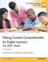 Making Content Comprehensible for English Learners: The Siop Model - Jana Echevarria