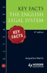 Key Facts English Legal System - Jacqueline Martin