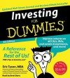 Investing For Dummies (Audio) - Eric Tyson, Brett Barry