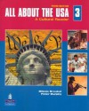 All About the USA 3: A Cultural Reader, 3rd Edition - Milada Broukal, Peter Murphy