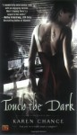 Touch the Dark by Karen Chance Unabridged CD Audiobook (Cassie Palmer Series) - Karen Chance, Cynthia Holloway