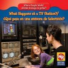 What Happens at a TV Station?/Que Pasa En Una Emisora de Television? - Amy Hutchings