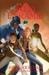 Kane Chronicles, Book One: The Red Pyramid: The Graphic Novel - Rick Riordan, Orpheus Collar