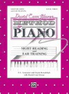 David Carr Glover Method for Piano Sight Reading and Ear Training, Level 3 - Alfred Publishing Company
