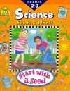 Seeds & Plants: Science: Grades 2 3 (Science Workbook) - School Zone Publishing Company