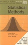 Statistical Methods - Herbert Arkin, Raymond R. Colton