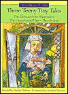 Three Teeny Tiny Tales: The Elves and the Shoemaker/The Gingerbread Man/Thumbelina - Marilyn Helmer