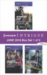 Harlequin Intrigue June 2016 - Box Set 1 of 2: Warrior SonArmored AttractionColorado Crime Scene - Rita Herron, Janie Crouch, Cindi Myers
