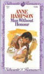 Man Without Honour - Anne Hampson
