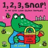1, 2, 3 Snap!: A Mr Croc Book About Numbers - Jo Lodge