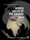 Africa South of the Sahara 2014 - Europa Publications