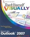 Teach Yourself VISUALLY Outlook 2007 (Teach Yourself VISUALLY (Tech)) - Kate Shoup