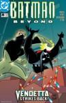 Batman Beyond (1999-2001) #8 - Hillary Bader, Craig Rousseau