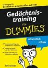 Gedächtnistraining für Dummies (German Edition) - John B. Arden, Hartmut Strahl