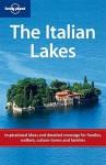 The Italian Lakes - Damien Simonis, Lonely Planet