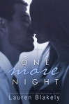 One More Night - Lauren Blakely