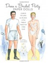 Dress a Bridal Party Paper Dolls: 4 dolls and 170 outfits by 48 artists of the Original Paper Doll Artists Guild - Jenny Taliadoros, Norma Lu Meehan
